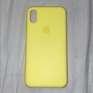 Apple IPhone X Silicone Case